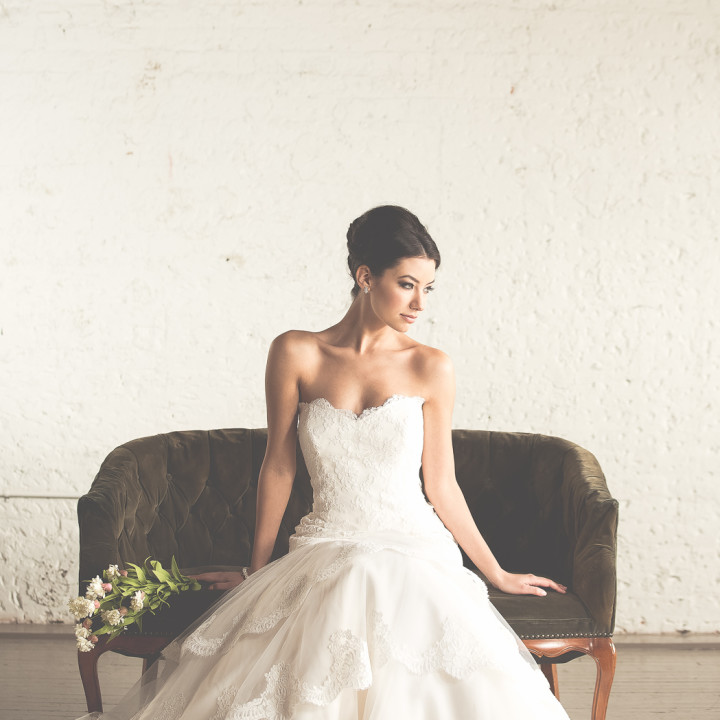 SILK BRIDAL BOUTIQUE FEATURING MISS NEW YORK USA 2014
