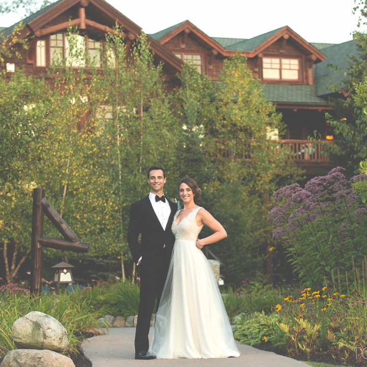 ADIRONDACK WEDDING : LAKE PLACID : WHITEFACE LODGE : CHRISTINA + RICK