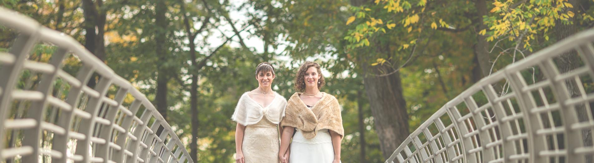 NIAGARA FALLS STATE PARK WEDDING : VANESSA + ANG