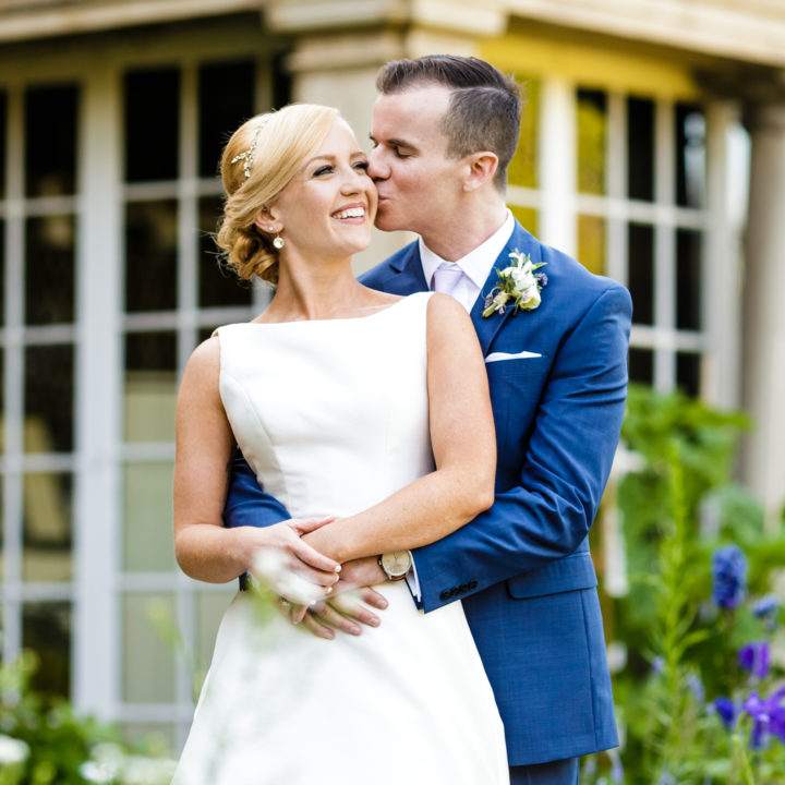 ROCHESTER NY WEDDING PHOTOGRAPHS : EASTMAN MUSEUM : THE STRATHALLAN : KELSEY + JEFF