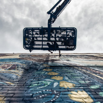 WALL \ THERAPY : ROCHESTER NY INTERNATIONAL MURAL ART FESTIVAL