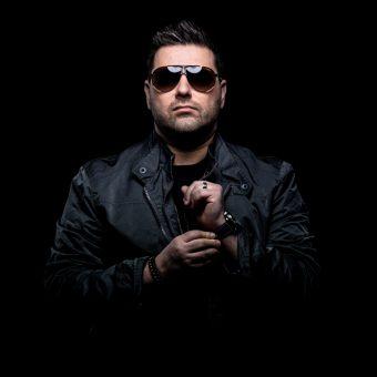 Studio Portraiture : DJ Naps - Breakthrough Entertainment : Brand Photography : Rochester, NY : tomas flint