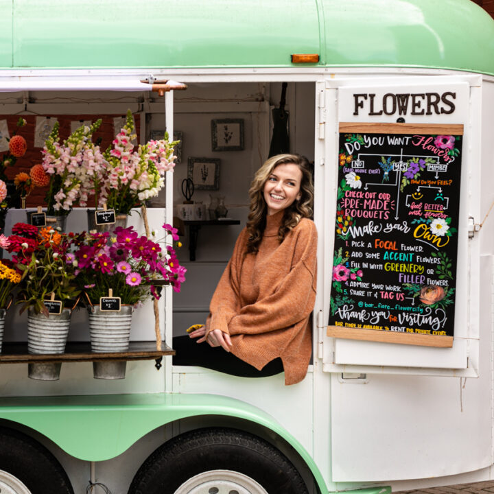 Pop-Up Florist - Bar Fiore : Rochester, NY Editorial Photography by tomas flint : (585) Magazine Pop-Up Feature